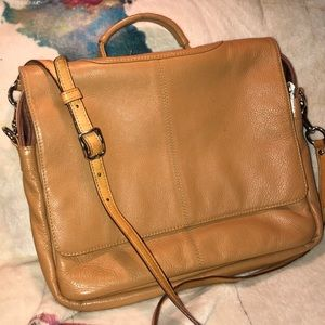 East West Leather Crossbody Very Good Condition